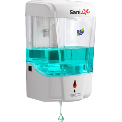 Hi-Tech SaniLife  Automatic Hands  Soap Liquid Dispenser 700ml  - COVID-19 Health Care Products