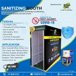 Sanitizing Booth -Automatic
