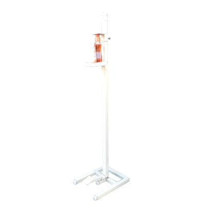 Paddle Type Hand Sanitizer Stand - MS - COVID-19 Health Care Products