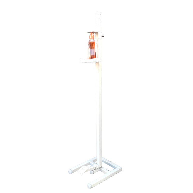 Paddle Type Hand Sanitizer Stand - MS