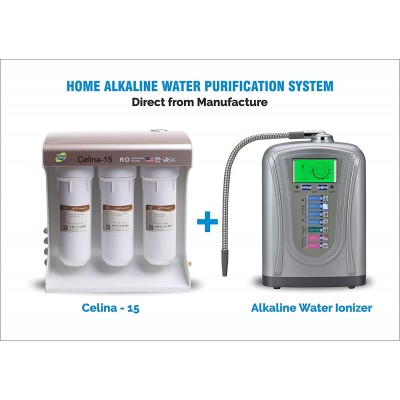 HI-TECH IONIZER AND CELINA - 15 - Domestic Water Purifiers