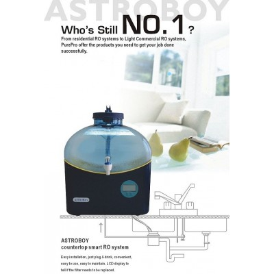 Astro Boy Water Purifier - Domestic Water Purifiers
