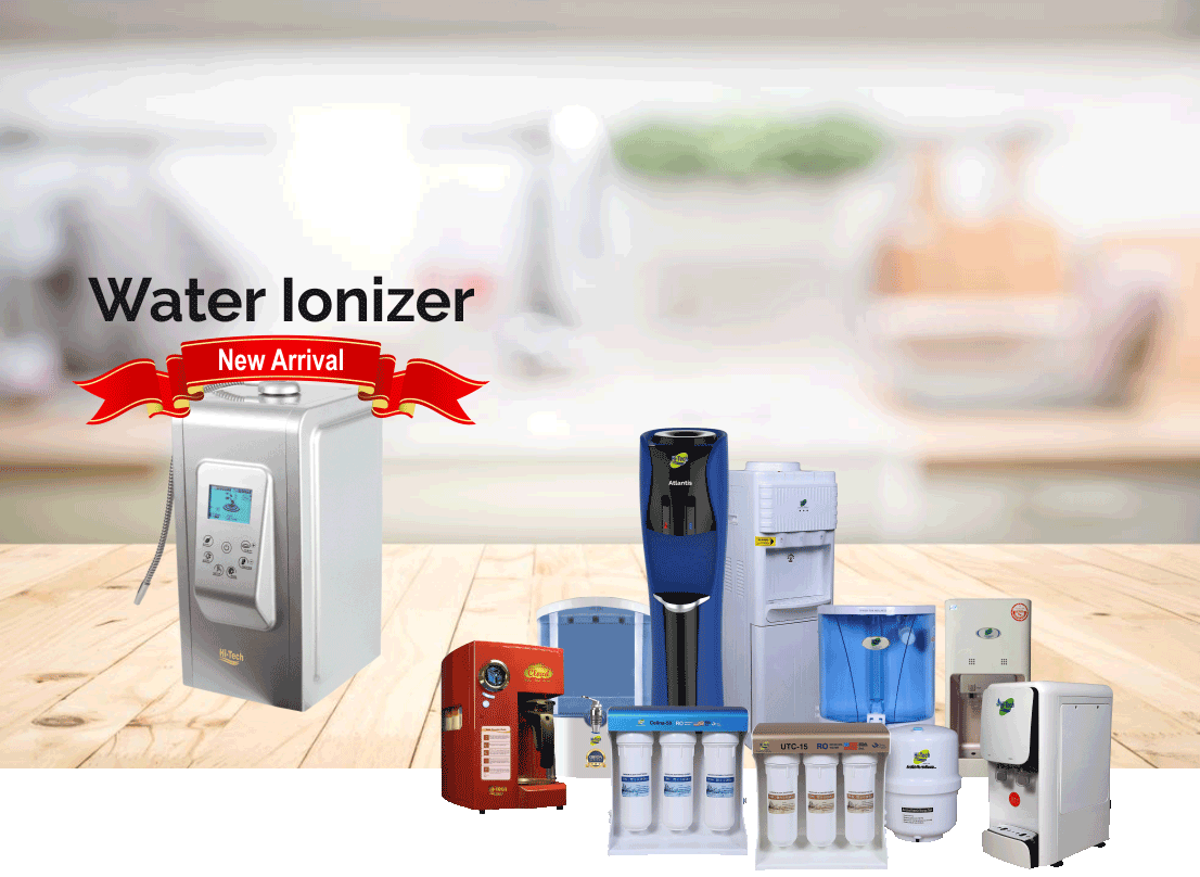 Domestic Water Purifiers - UV Filtration