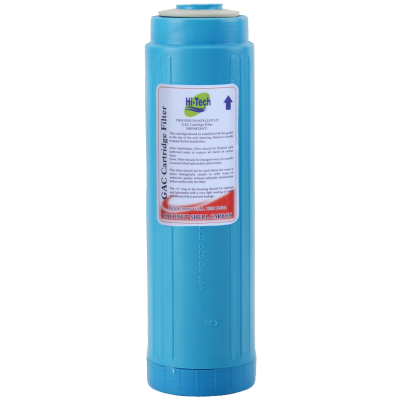 10*2 GAC - GAC FILTER CARTRIDGE