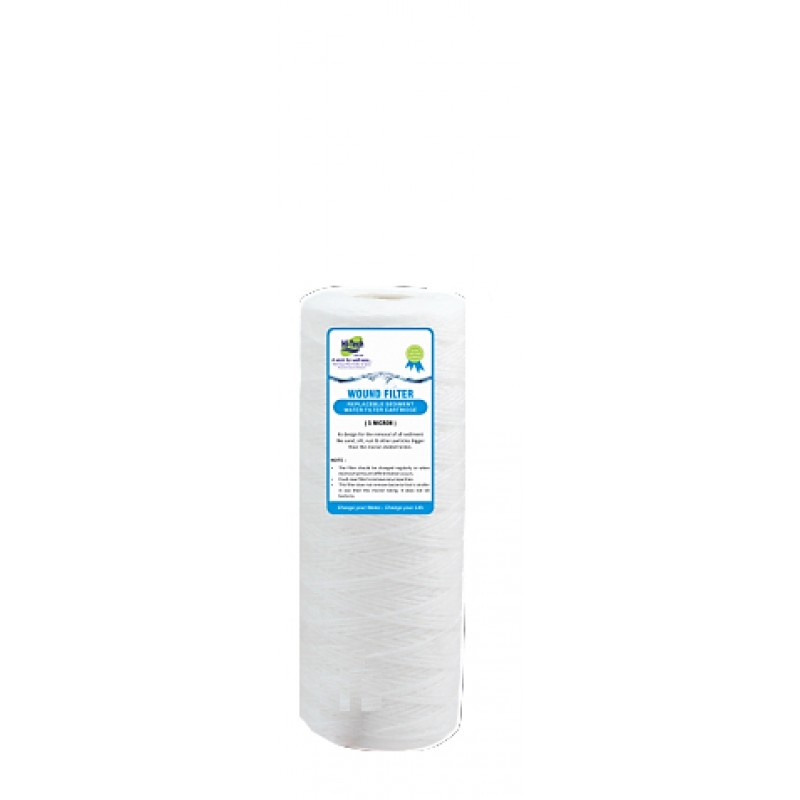 10*4.5 WOUND FILTER 650 GRAMS