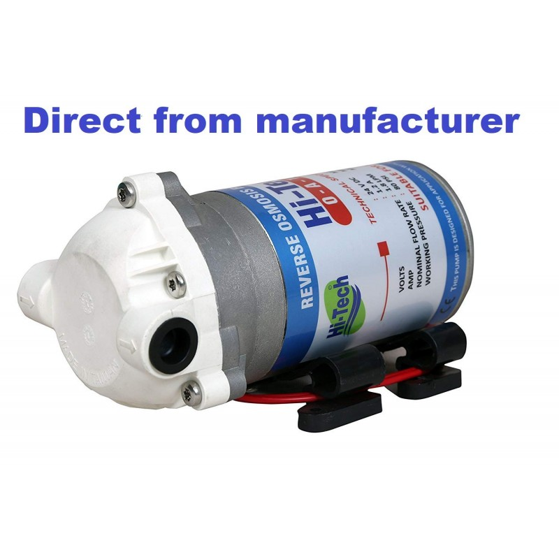 Hi-Tech ro Booster Pump oa-100 GPD