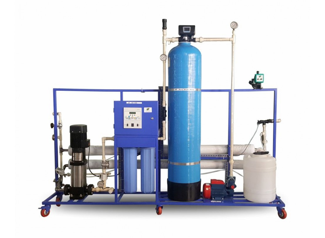 Supplier Of Commercial Ro System Plant Process Flow Diagram Reverse Osmosis Plants Gold Series
