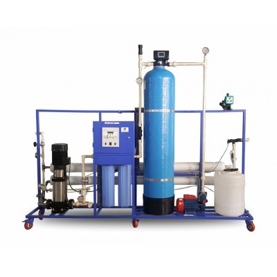 RO 2000 LPH Fully Automatic - Industrial RO Plants