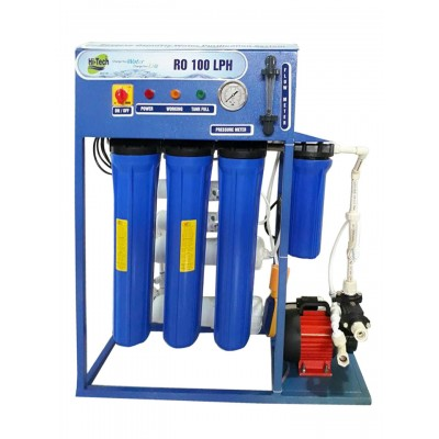 RO - 100 LPH AUTOMATIC - Industrial and Commercial Plants