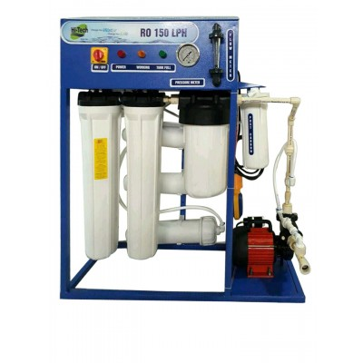 RO - 150 LPH AUTOMATIC - Industrial and Commercial Plants