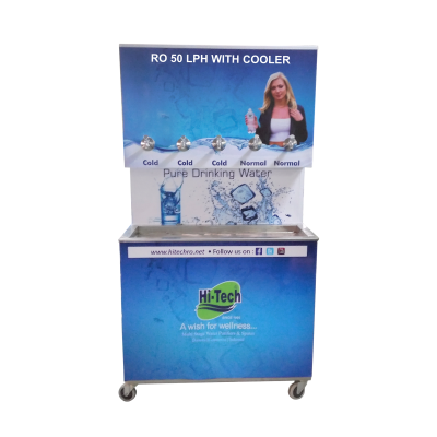 RO WITH COOLER 50 LPH - Water Cooler