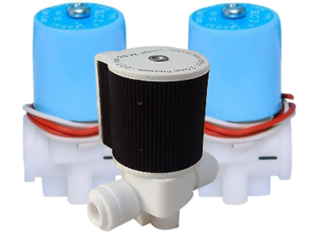 Fittings and Accessories - SOLENOID VALVE