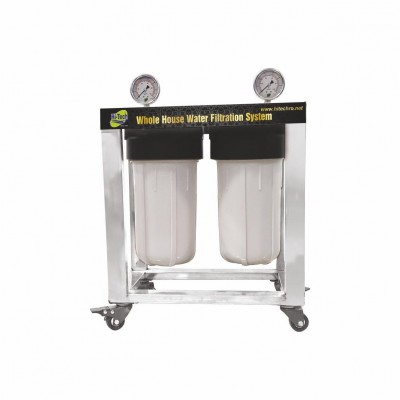 WHF 10-2 WHOLE HOUSE  WATER FILTRATION SYSTEM  - Industrial and Commercial Plants