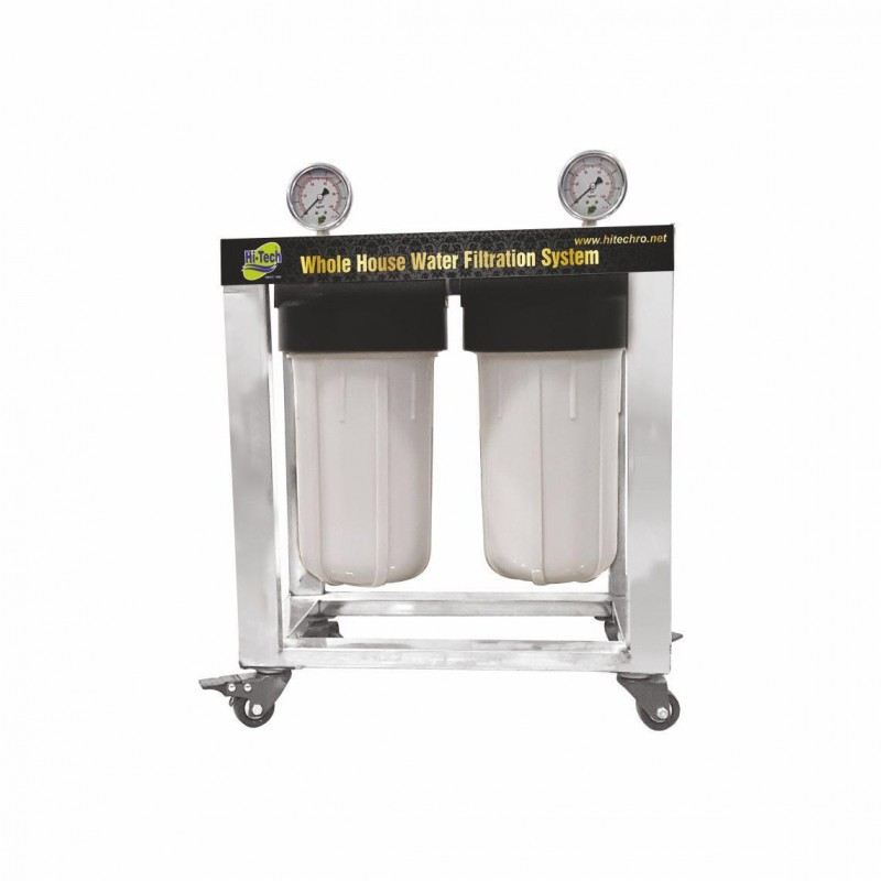 WHF 10-2 Whole House Water Filtration System