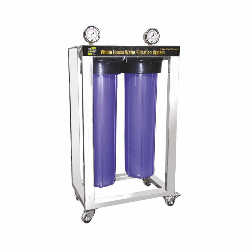 WHF 20-2 Whole House Water Filtration System