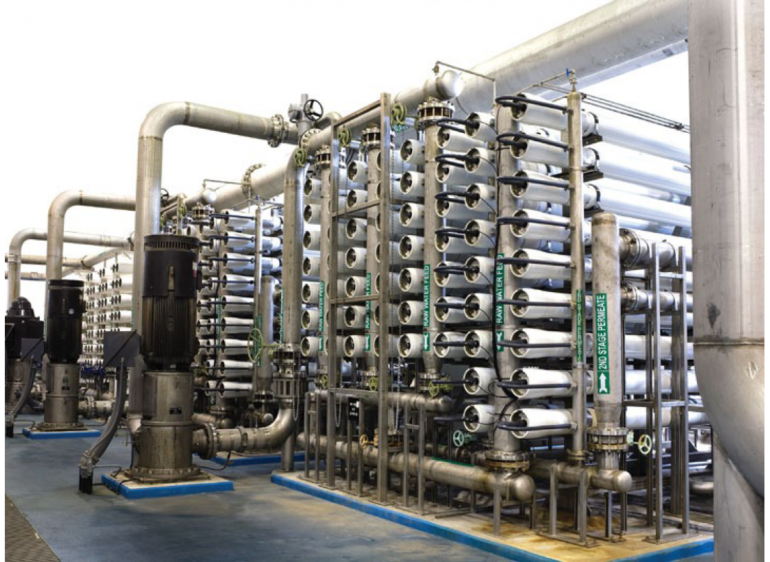 Industrial and Commercial Plants - Industrial Plants