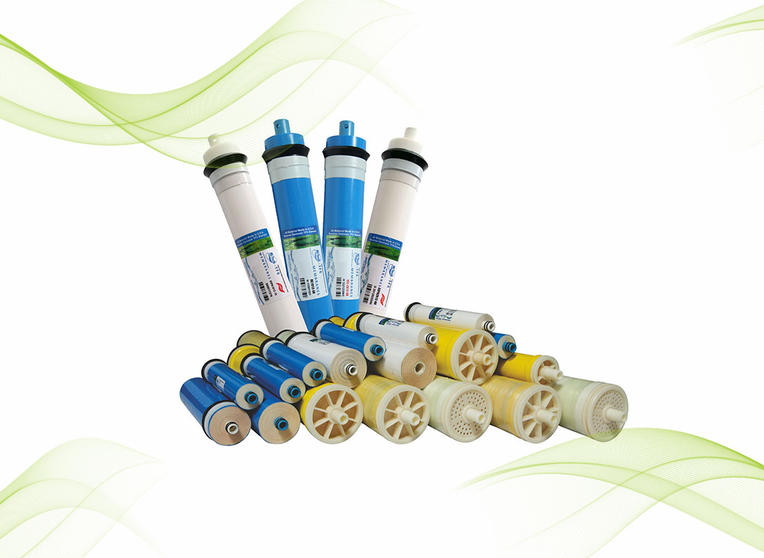 RO Spares and Accessories  - RO Membranes