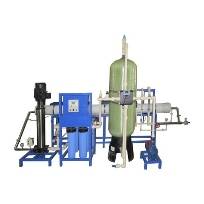 RO 3000 LPH Fully Automatic - Industrial and Commercial Plants