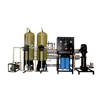 RO 4000 LPH FULLY AUTOMATIC  - Industrial RO Plants