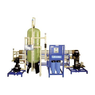 RO 6000 LPH Fully Automatic - Industrial and Commercial Plants