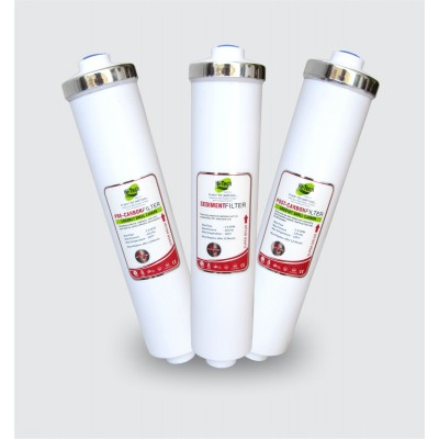 COCONUT SHELL- JEKO - Filters and Cartridges