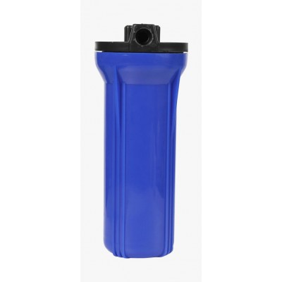 "10"" BLUE HOUSING SOR 1/2 - FILTER AND MEMBRANE HOUSINGS"