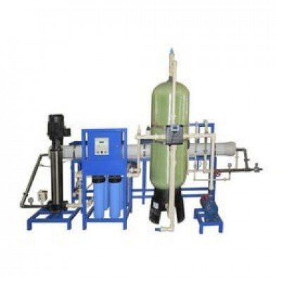 RO 3000 LPH Fully Automatic - Industrial Plants