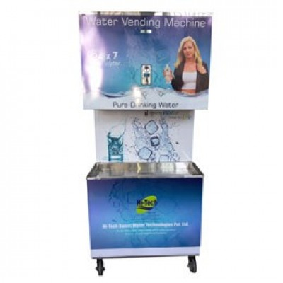 WATER VENDING MACHINES  - Industrial and Commercial Plants