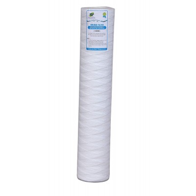 20*4.0 WOUND FILTER 1200 GRAMS - YARN WOUND FILTER