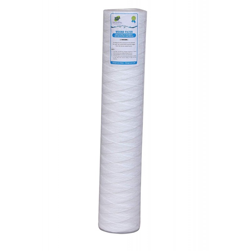 20*4.0 WOUND FILTER 1200 GRAMS
