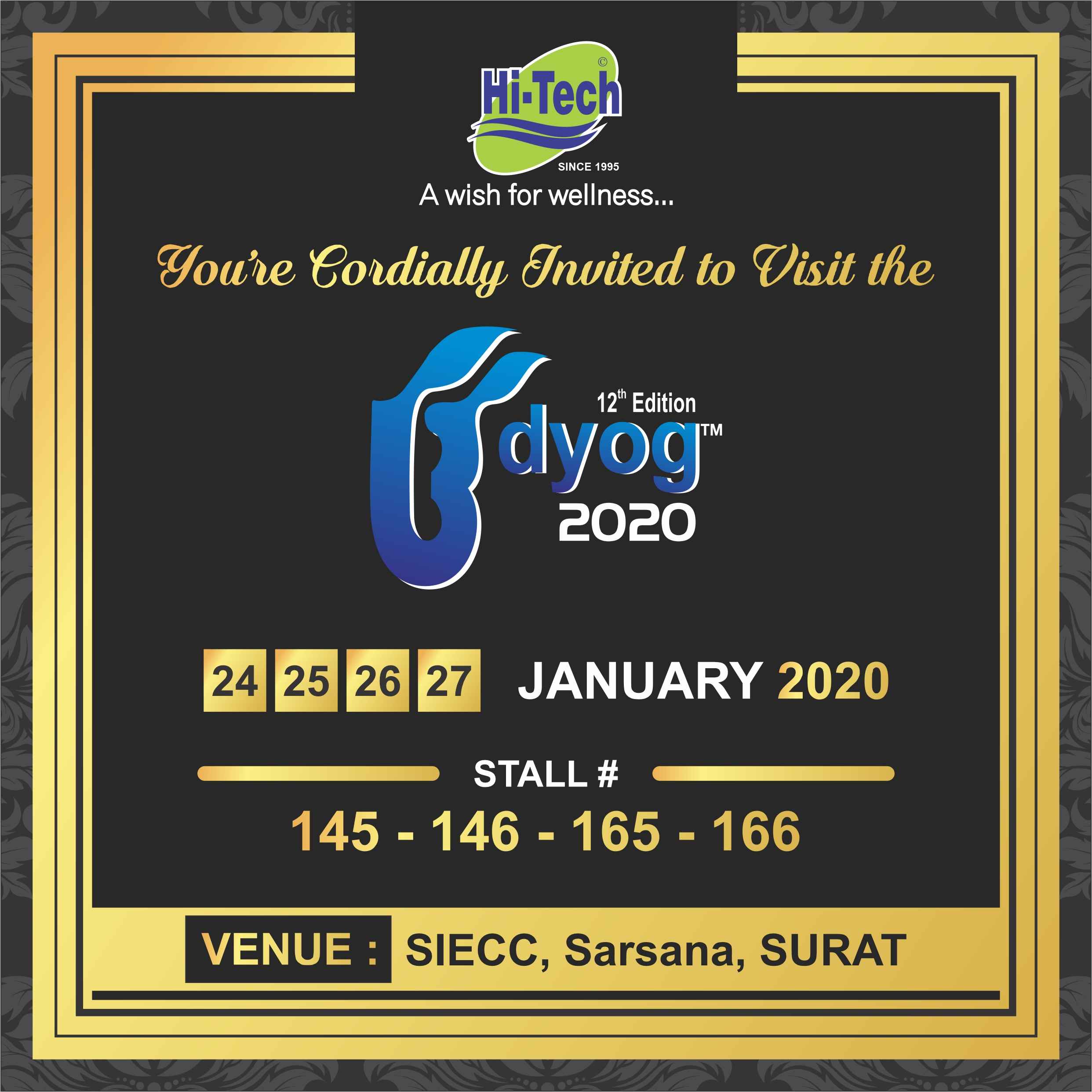 Udyog 12th Edition Exhibition Surat